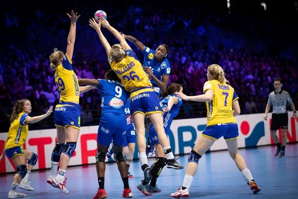 Sweden - France