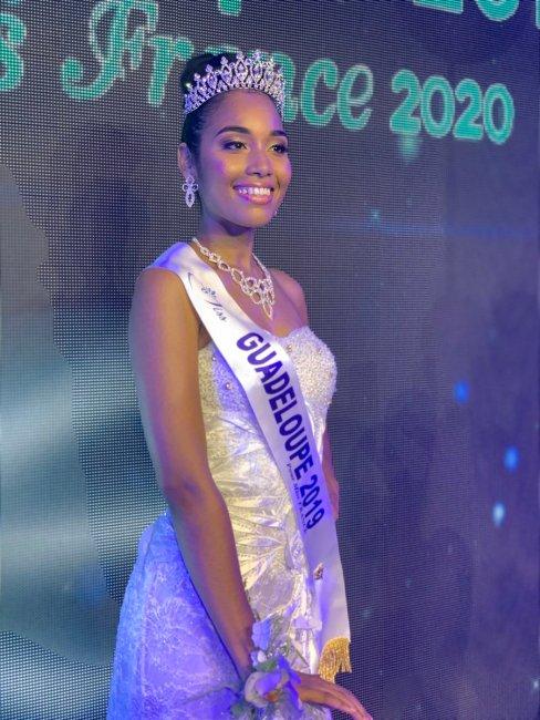 clemence botino - miss guadeloupe 2019